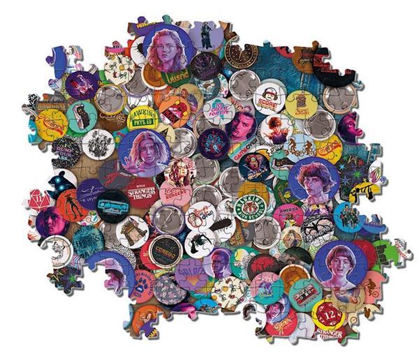 Imagen de Puzzle Adulto Stranger Things 1000 piezas