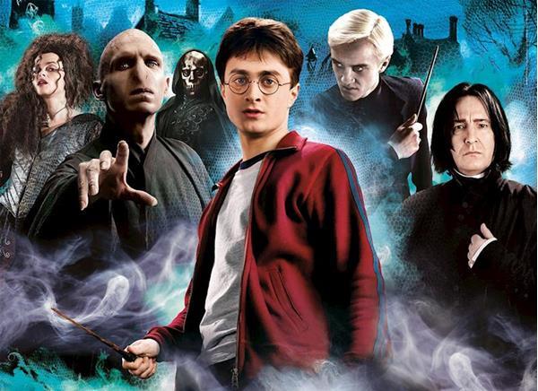 Imagen de Puzzle Adulto Harry Potter1000 Piezas