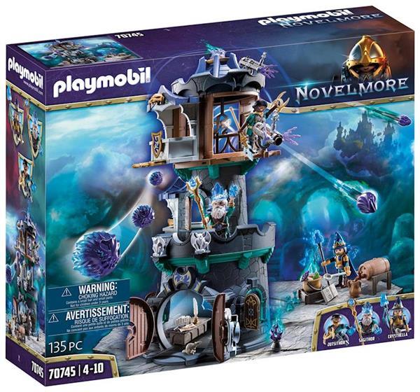Imagen de Playmobil Novelmore Torre del Mago