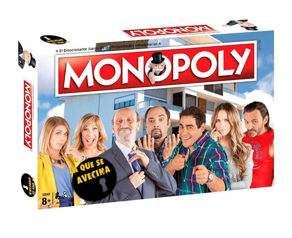 Imagen de Juego Monopoly La Que Se Avecina