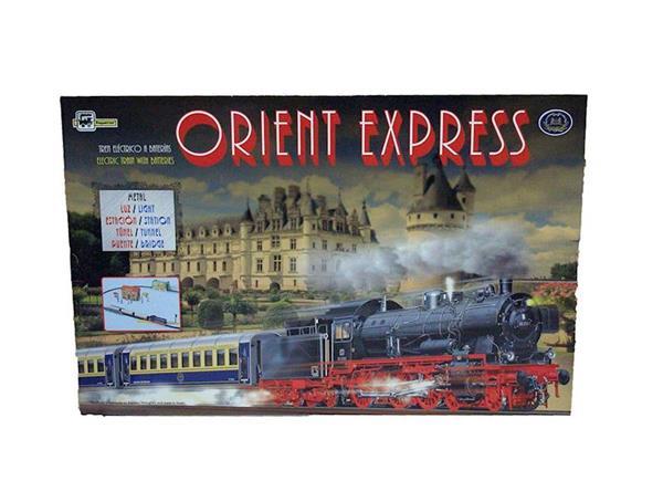 Imagen de Tren Orient Express Metálico