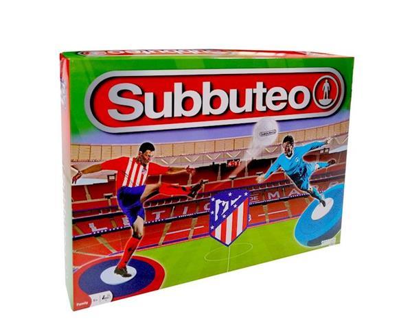 Imagen de Juego Subbuteo Atlético Madrid