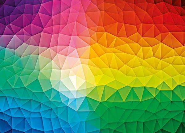 Imagen de Puzzle Adulto Mosaico Colores 1000 piezas