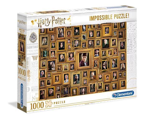 Imagen de Puzzle Harry Potter 1000 piezas