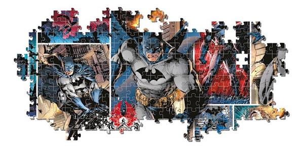 Imagen de Puzzle DC Comics Batman Panorama 1000 piezas
