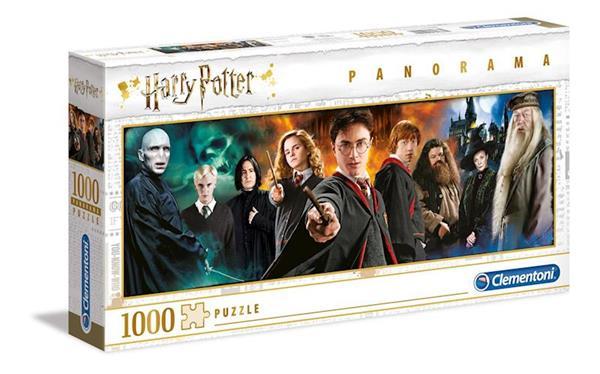 Imagen de Puzzle Harry Potter Panorama 1000 piezas