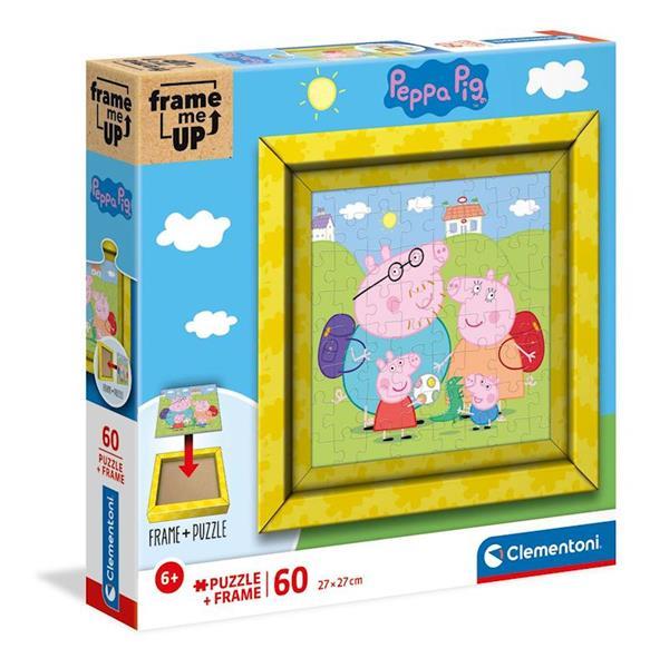 Imagen de Puzzle Peppa Pig 60 Piezas