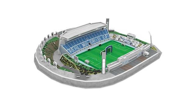 Imagen de Puzzle 3D Estadio Di Stefano