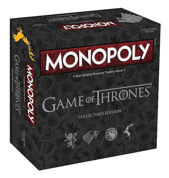 Imagen de Juego Monopoly Juego De Tronos