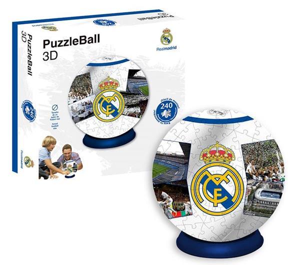 Imagen de Puzzleball Real Madrid