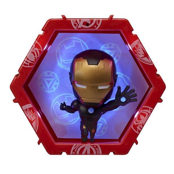 Imagen de Cubo Iron-Man Wow! Luminoso