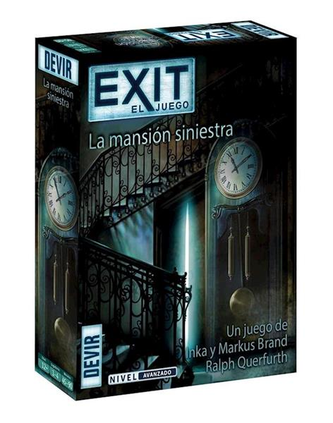Imagen de Juego Exit La Mansión Siniestra