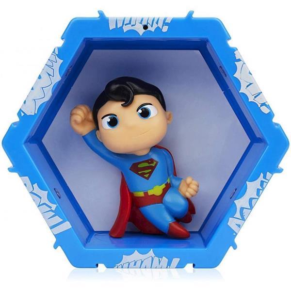 Imagen de Cubo Superman Wow! Luminoso
