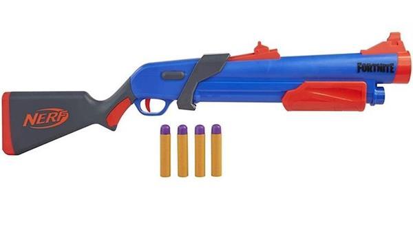 Imagen de Pistola Nerf Fortnite Pump SG