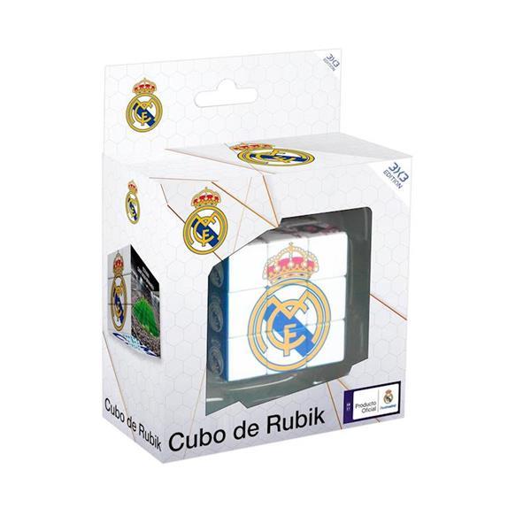 Imagen de Cubo Rubik Real Madrid