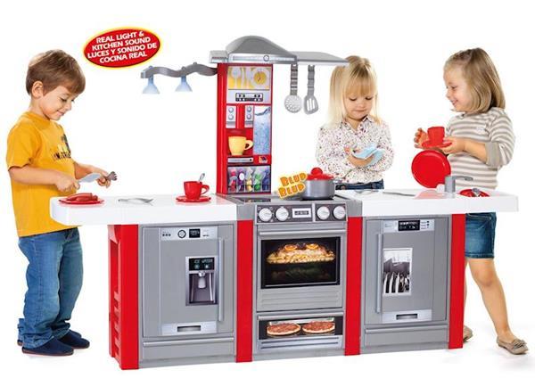 Imagen de Cocina MasterKitchen con 3 Módulos