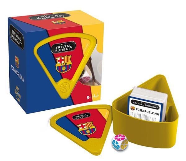 Imagen de Juego Trivial Bite FC Barcelona
