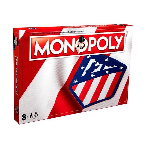 Imagen de Juego Monopoly Atlético Madrid