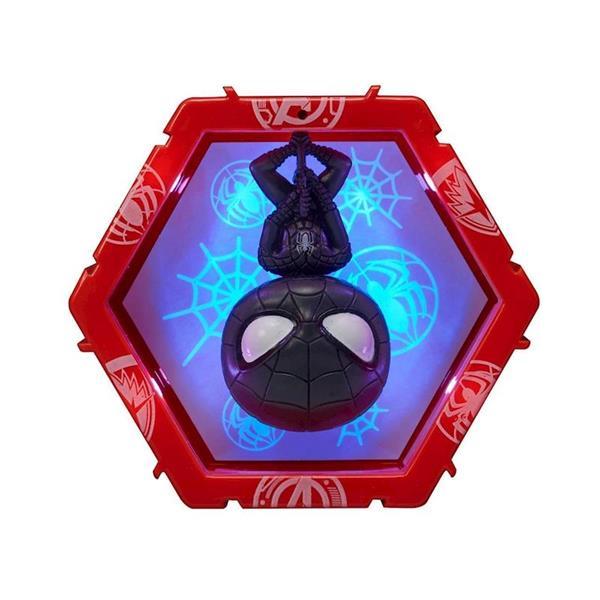Imagen de Cubo Spiderman Monochrome Wow! Luminoso