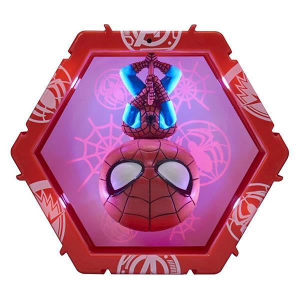 Imagen de Cubo Wow! Spiderman Luminoso