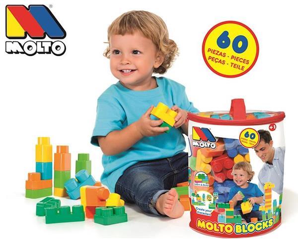 Imagen de Bolsa Blocks con 60 piezas