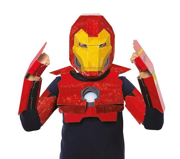 Imagen de Máscara Márvel Iron Man