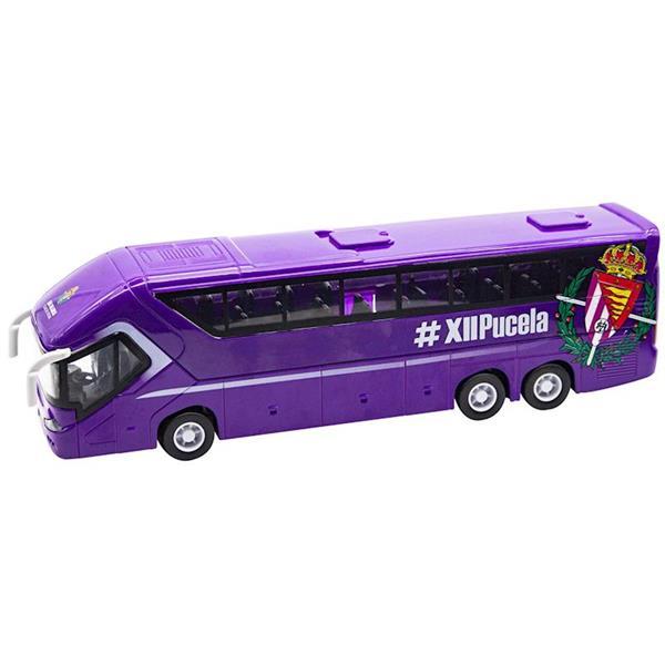 Imagen de Autobús Real Valladolid CF