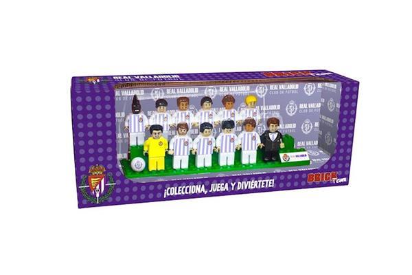 Imagen de Figuras Brick Team Real Valladolid