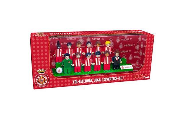 Imagen de Figuras Brick Team Girona FC