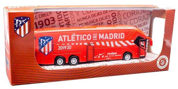 Imagen de Autobús Athlético de Madrid