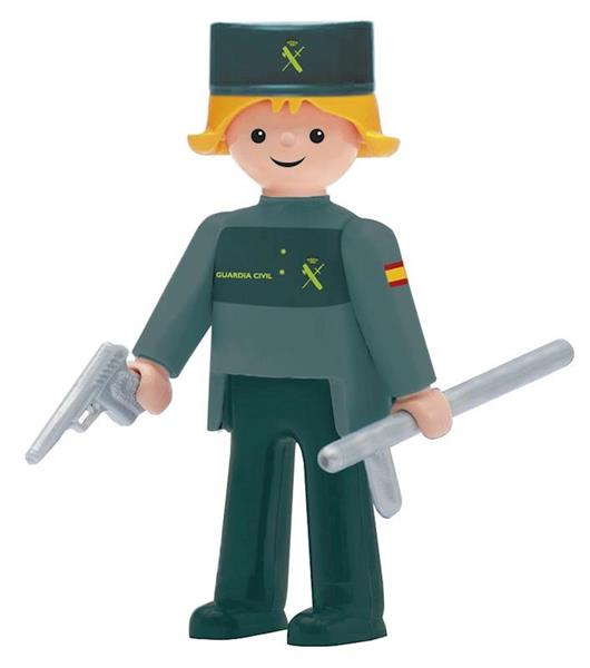 Imagen de Figura Pokeeto Guardia Civil Mujer
