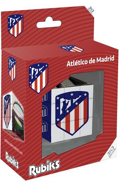 Imagen de Cubo Rubik del Athlético de Madrid