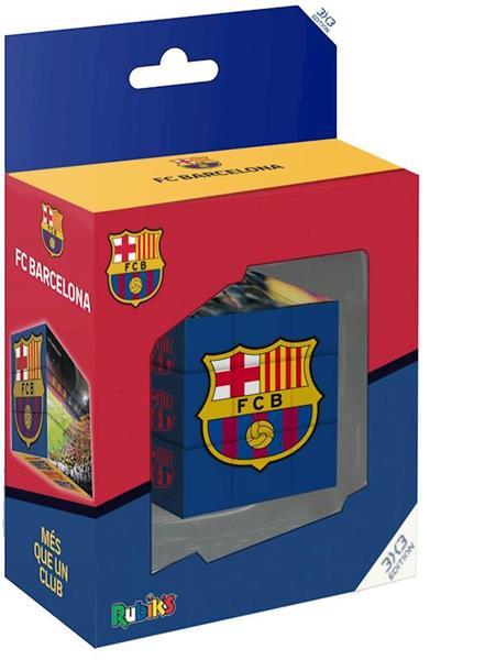 Imagen de Cubo de Rubik del FC Barcelona