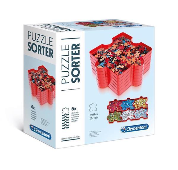 Imagen de 6 Bandejas Clasificador Puzzle