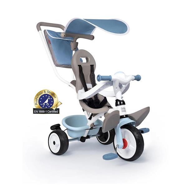 Imagen de Triciclo Baby Balade Plus Azul