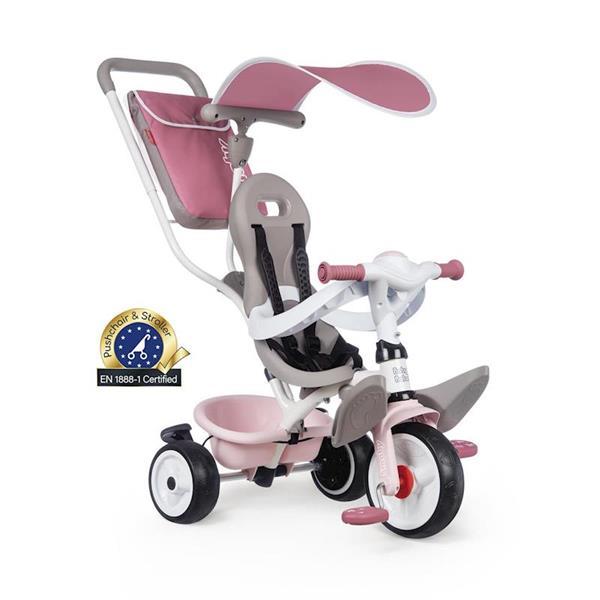 Imagen de Triciclo Baby Balade Plus Rosa