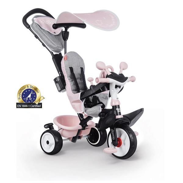 Imagen de Triciclo Baby Drive Confort Rosa