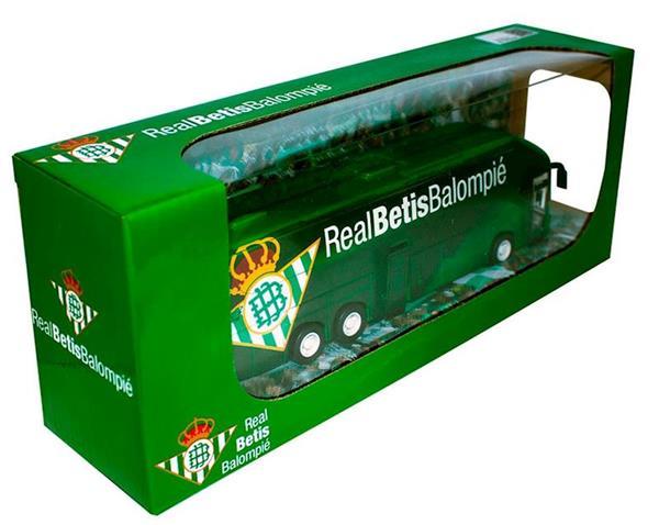 Imagen de Autobús Real Betis Balompié
