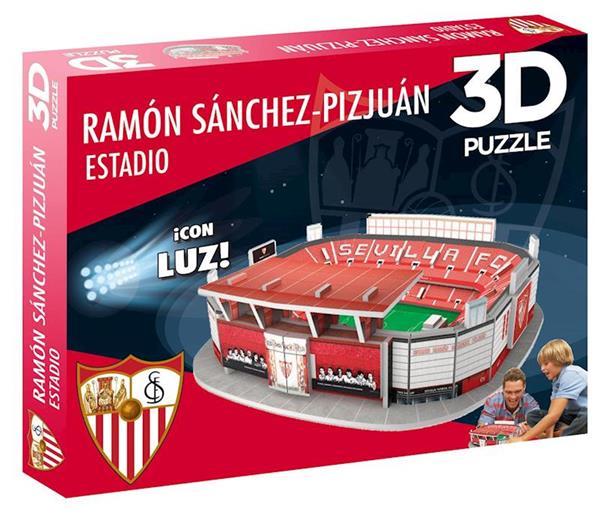 Imagen de Puzzle 3D Estadio Ramón Sánchez-Pizjuán