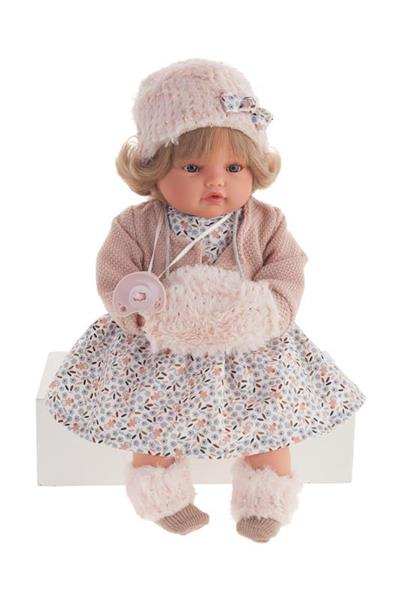 Imagen de muñeca beni rusa rubia
