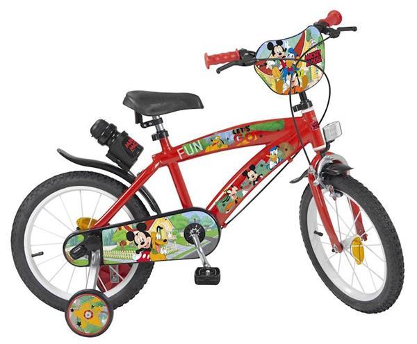 Imagen de bicicleta mickey 16 pulgadas