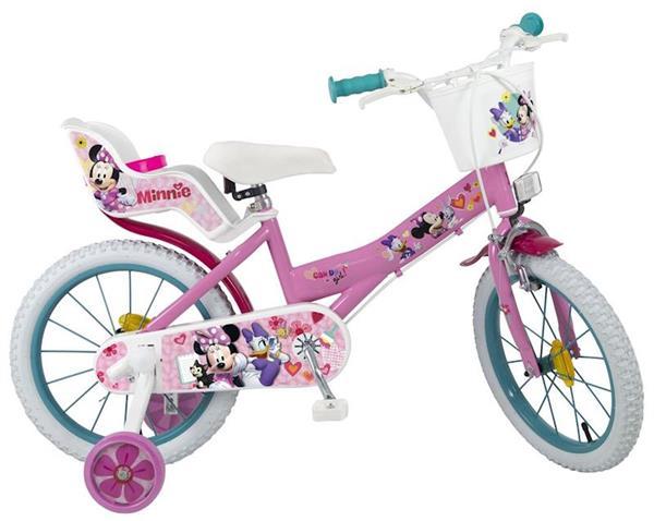 Imagen de Bicicleta Minnie 16 Pulgadas