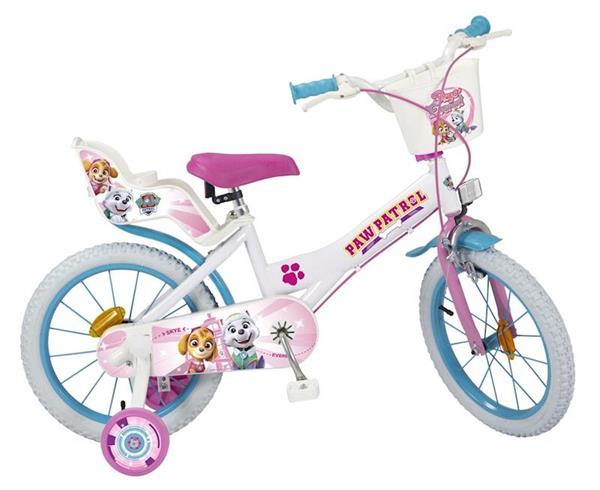 Imagen de Bicicleta Patrulla Canina 16 Pulgadas