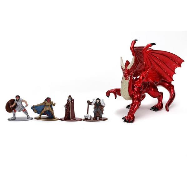 Imagen de Set Figuras Deluxe Dungeons And Dragons
