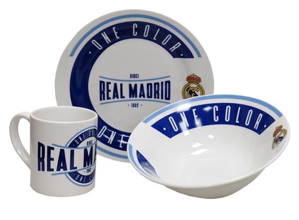 Imagen de Set Real Madrid Desayuno