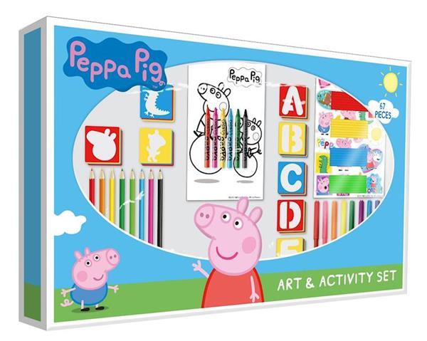 Imagen de caja peppa pig actividades