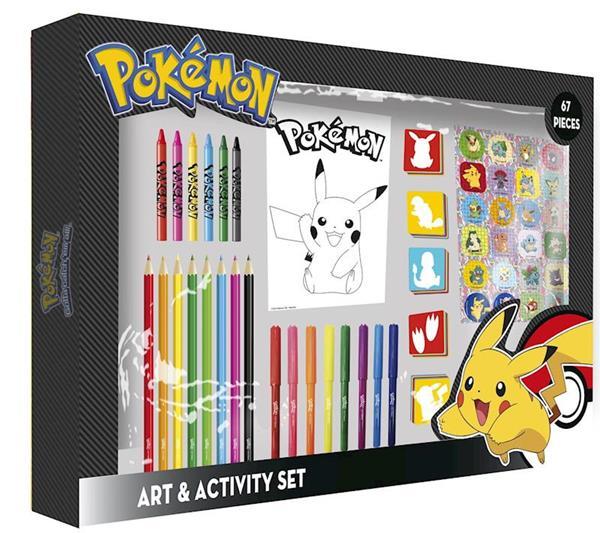 Imagen de Caja Pokemon Actividades
