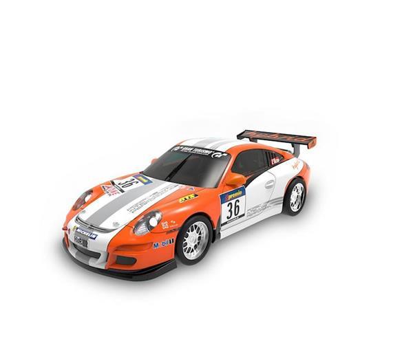 Imagen de Coche Scalextric SCX Porsche 911 GT3 Hybrid