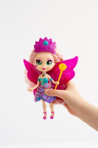 Imagen de Muñeca Hada Reina Bright Fairy Friends