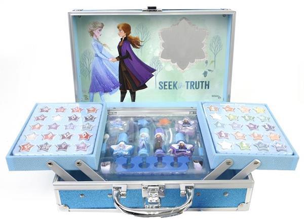 Imagen de Maletin Maquillaje Frozen II Train Case
